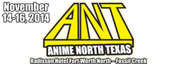 Anime North Texas 2014