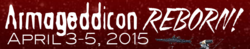 Anime Punch: Armageddicon 2015
