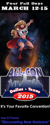 All-Con Dallas 2015