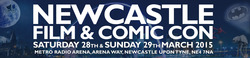 Newcastle Film & Comic Con 2015
