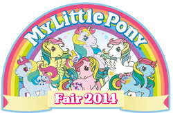 My Little Pony Fair 2014