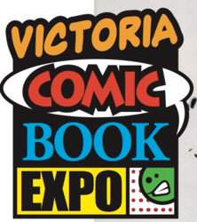 Victoria Comic Book Expo 2015