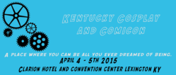 Kentucky Cosplay and Comicon 2015