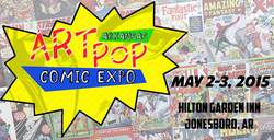 Art Pop Comic Expo 2015