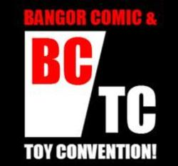 Bangor Comic & Toy Convention 2015