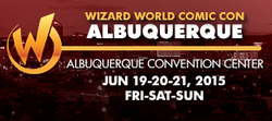Wizard World Comic Con Albuquerque 2015