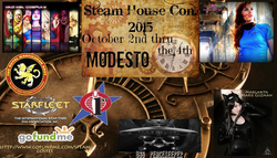 Steam House Con 2015