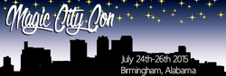 Magic City Con 2015