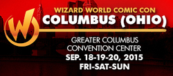 Wizard World Comic Con Columbus (Ohio) 2015