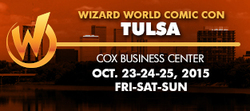 Wizard World Comic Con Tulsa 2015