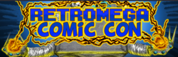 RetroMega Comic Con 2015