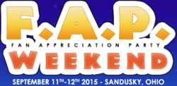 Fan Appreciation Party Weekend 2015