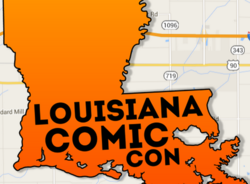 Louisiana Comic Con 2015