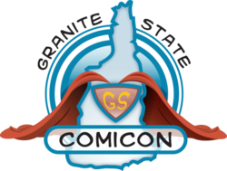 Granite State Comicon 2015