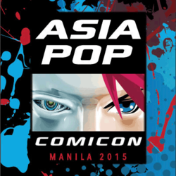 AsiaPop Comicon Manila 2015