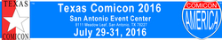 Texas Comicon 2016