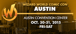 Wizard World Comic Con Austin 2015