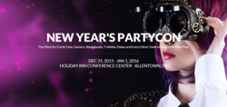 New Year's PartyCon 2016