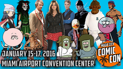 Magic City Comic Con