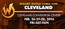 Wizard World Comic Con Cleveland 2016