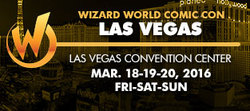 Wizard World Comic Con Las Vegas 2016