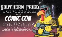 Southern Fried Pop Culture and Comic Con 2016