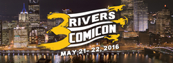 3 Rivers Comicon 2016