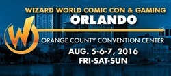 Wizard World Comic Con Orlando 2016