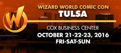 Wizard World Comic Con Tulsa 2016