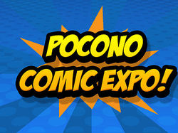 Pocono Comic Expo 2016