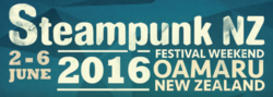 Steampunk NZ Festival 2016