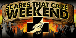 Scares That Care Weekend 2016