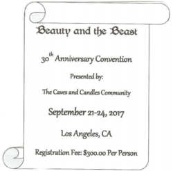 Beauty and the Beast Convention 2017