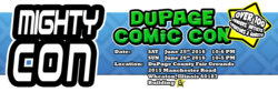Mighty Con Dupage 2016