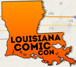 Louisiana Comic Con 2016
