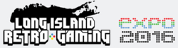 Long Island Retro Gaming Expo 2016