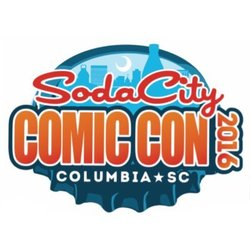 Soda City Comic Con 2016