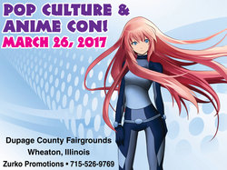 Anime & Pop Culture Convention 2017