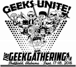 The Geek Gathering 2016