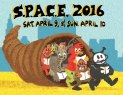 Small Press & Alternative Comics Expo 2016