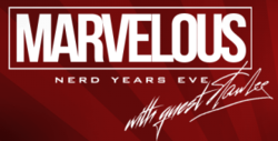 Marvelous Nerd Year's Eve 2016
