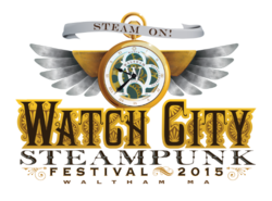 Watch City Steampunk Festival 2015