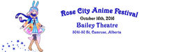 Rose City Anime Festival 2016