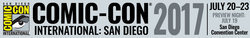 Comic-Con International: San Diego 2017