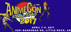 AnimeCon Arkansas 2017