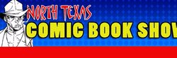 North Texas Comic Book Show 2017