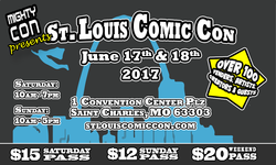 St. Louis Comic Con 2017