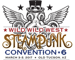 Wild Wild West Steampunk Convention 2017