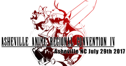 Asheville Anime Regional Convention 2017
