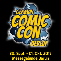 German Comic Con Berlin 2017